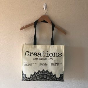 🎀Creations Tote Bag🎀